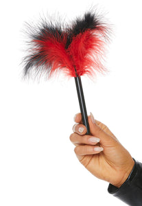 ForPlay feather tickler from Ginger Candy lingerie