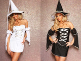 Dreamgirl Which Witch costume from Ginger Candy lingerie