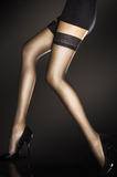 Fiore stay-up stockings from Ginger Candy lingerie