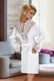 Beauty Night dressing gown from Ginger Candy lingerie