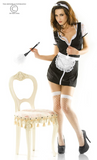 Chilirose Maid costume from Ginger Candy lingerie