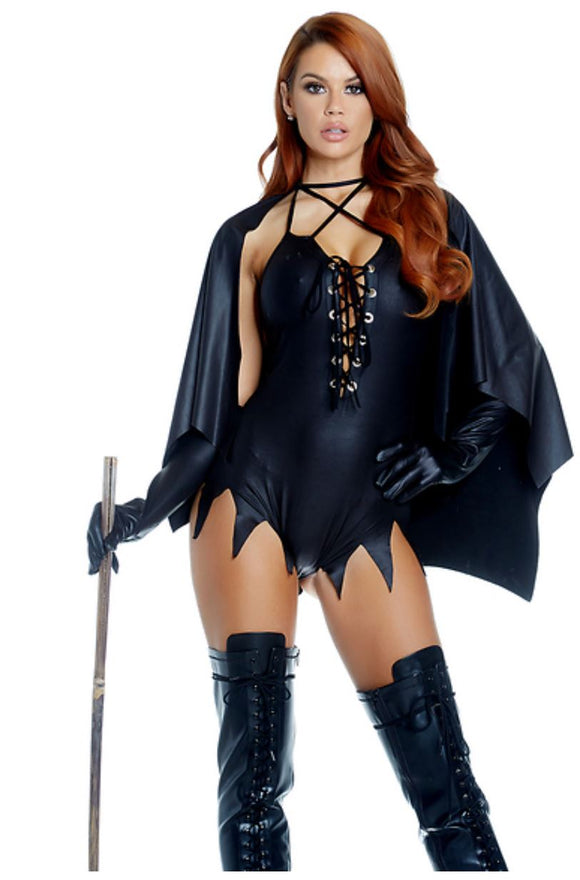 ForPlay Witch costume from Ginger Candy lingerie