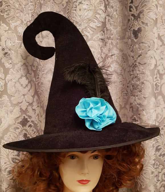 Nom de Plume Witch hat from Ginger Candy lingerie