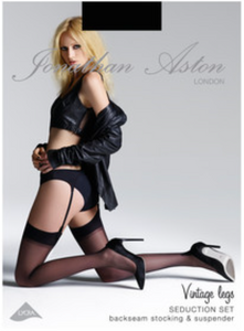 Jonathan Aston Seduction Set from Ginger Candy