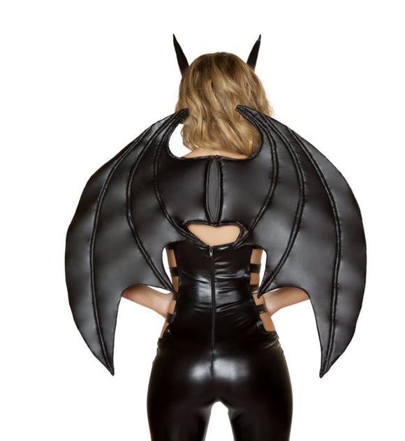 Roma Costume Bat Wings from Ginger Candy lingerie