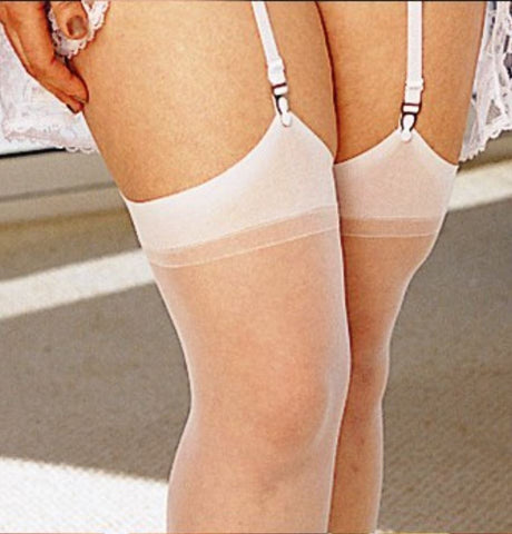 Shirley of Hollywood stockings from Ginger Candy lingerie
