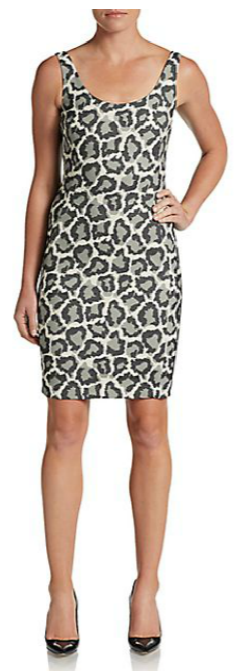 Diane von Furstenberg dress from Ginger Candy
