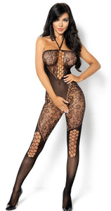 Beauty Night bodystocking from Ginger Candy lingerie