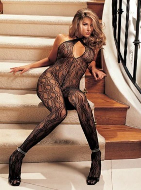 Shirley of Hollywood bodystocking from Ginger Candy lingerie