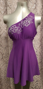 Nom de Plume short gown from Ginger Candy lingerie