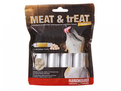 MEAT & trEAT kylling I 4x40 gram Pocket size