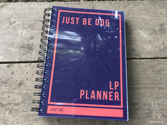 Just Be Dog Planner I LP