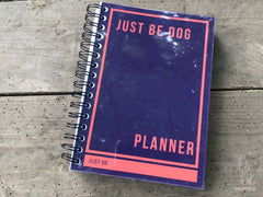 Just Be Dog Planner I Allround