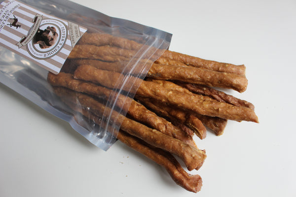 Hjorte sticks I Peppers Choice I 125g - Vimedpoter.dk