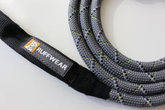 Ruffwear Just-a-Chinch Retrieverline i Grå - Vimedpoter.dk