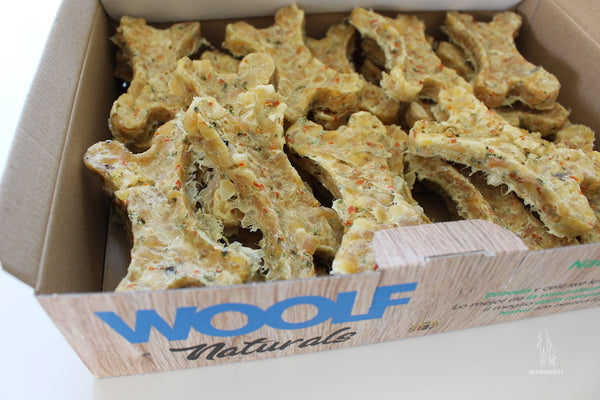 Woolf Natural Bone I Beef/Veggie/Glukosamin