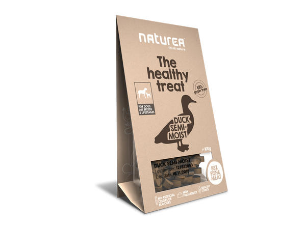Bløde godbidder I Naturea and I The healthy treat I 100g