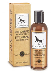 Hundeshampoo I Sølvshampoo I Lila Loves It