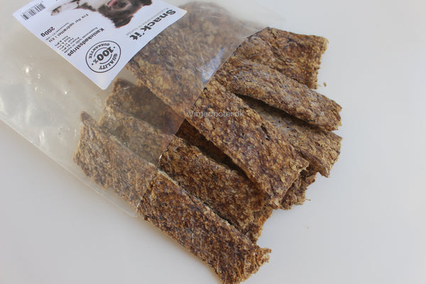 Snack'it kaninkødsstips, 200g