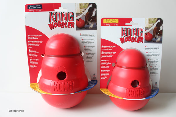 Kong wobbler, foder dispenser 2 str.