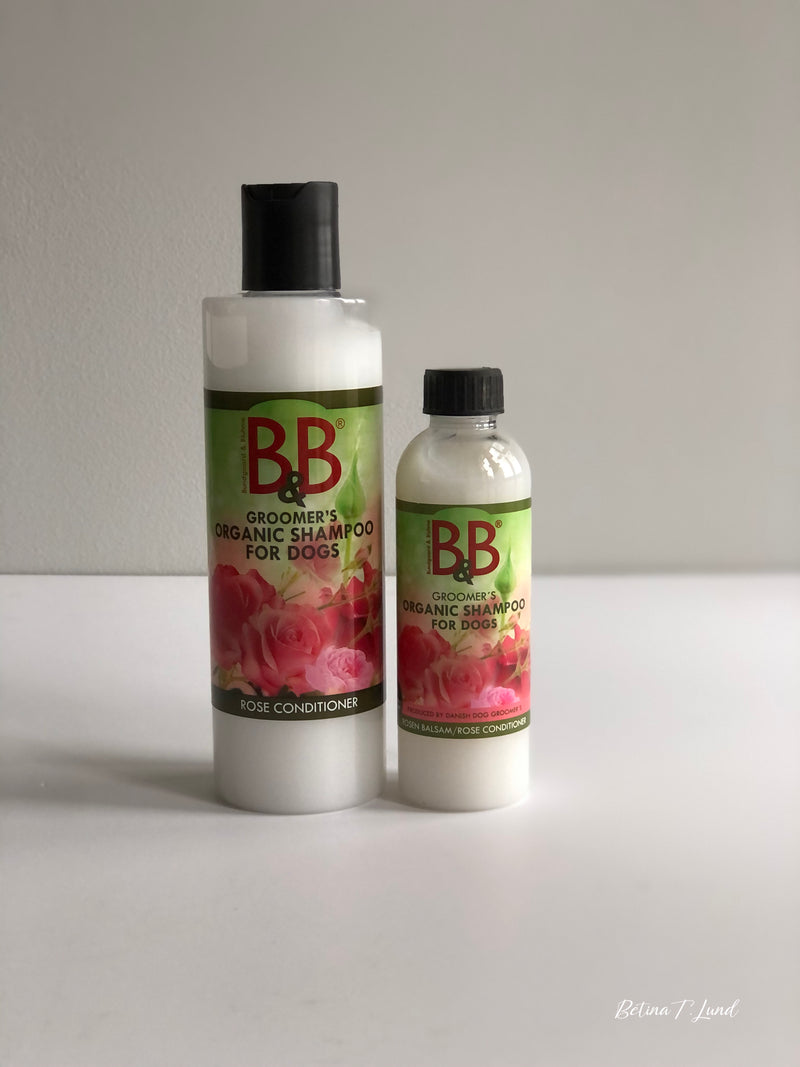 Balsam I B&B øko conditioner I Rose