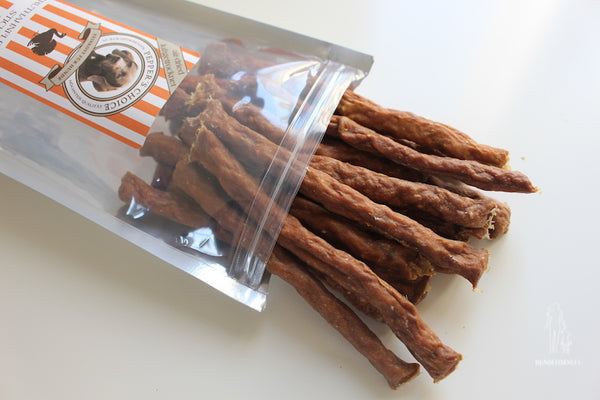 Kalkun sticks I Peppers Choice I 125g
