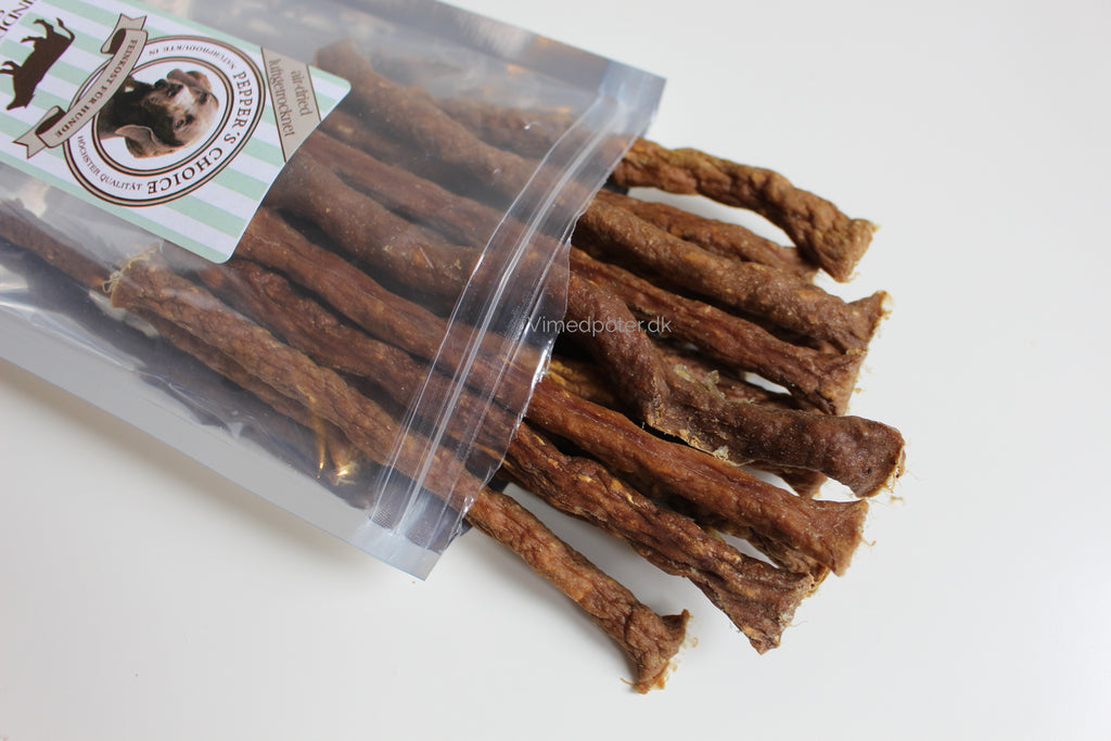 Okse sticks I Peppers Choice Okse sticks I 125g