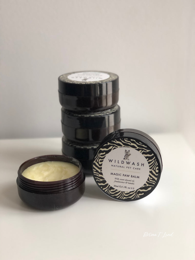 Potevoks I 50 ml. I Wildwash Magic Paw Balm