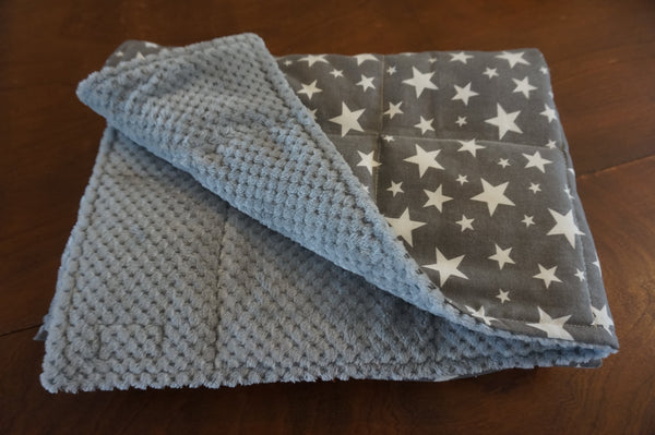 weighted blanket ireland star fabric