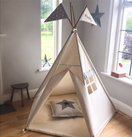 The 5 Sided Simplicity Teepee