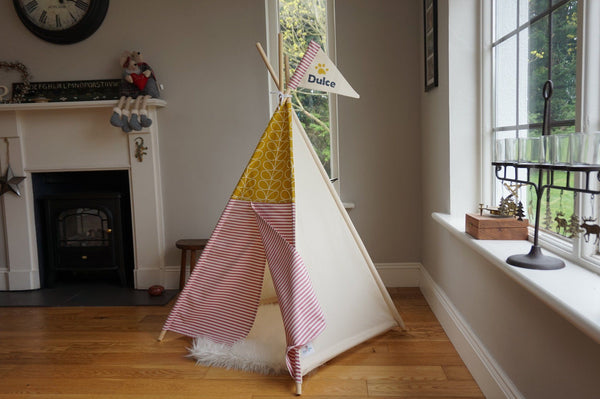 Teepee tent for pet
