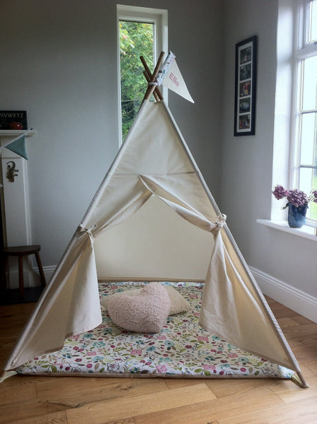 kids teepee tent made in ireland