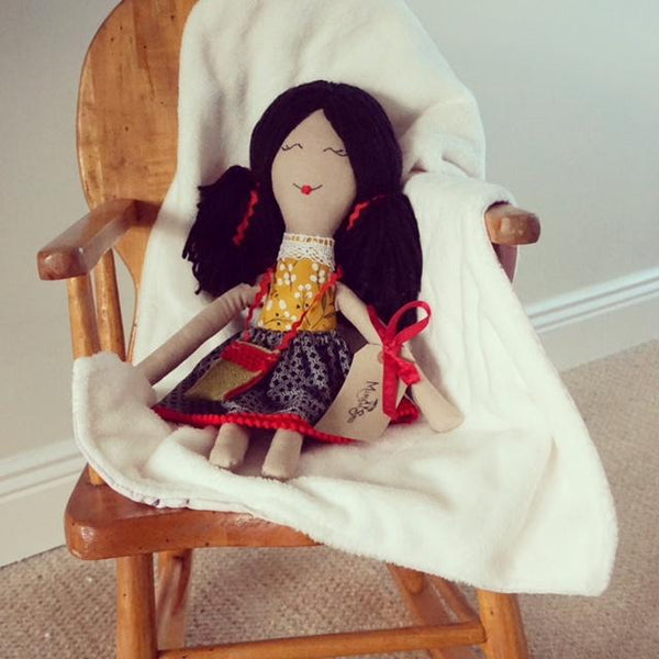 rag doll heirloom