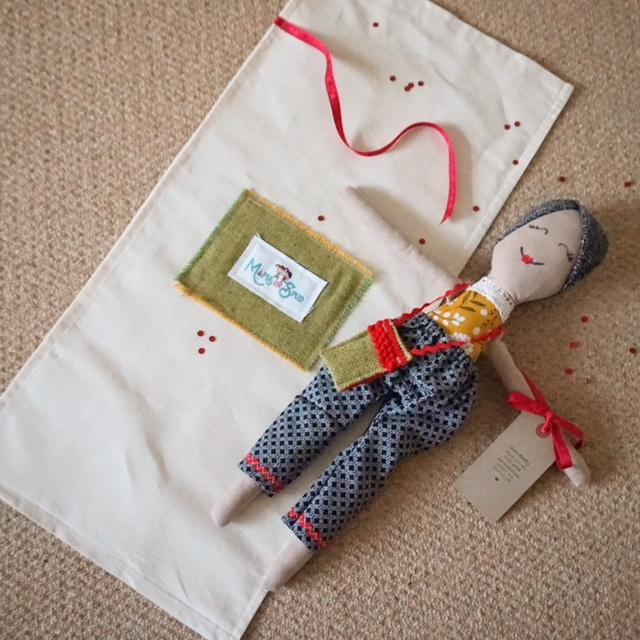 Rag Doll made in Ireland