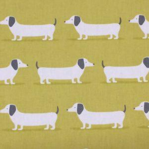 weighted blanket fabric option hound dog