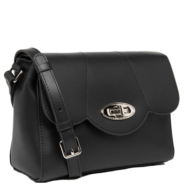 Lancaster Flore small crossbody bag black