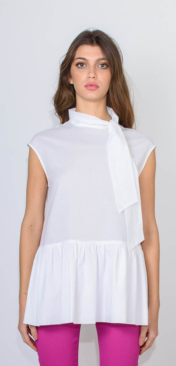 L'AUTRE CHOSE WHITE TOP