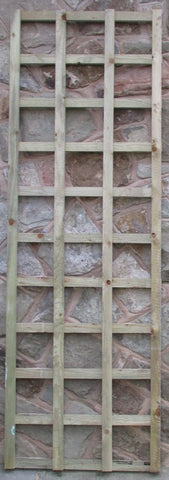 "6ft x 18"" square trellis panels pack of 3"