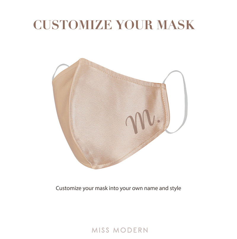 Customize Your Face Cover!