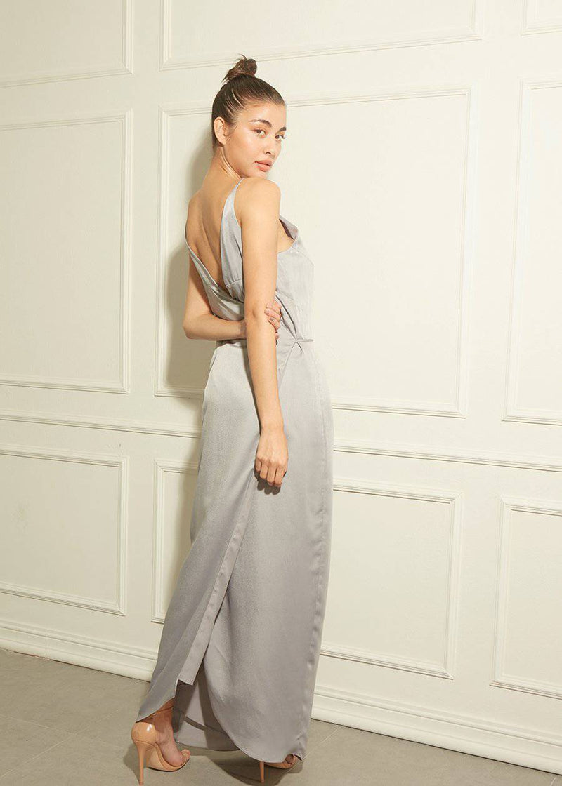 BELIEVER TWO WAY WRAP - SILVER MIST-Dress-MISS MODERN Boutique-SILVER MIST-FREESIZE-MISS MODERN