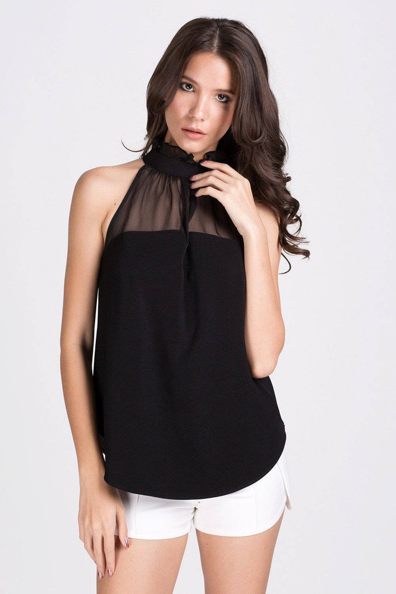 First Crush Top-Top-MISS MODERN Boutique-S-Black-MISS MODERN