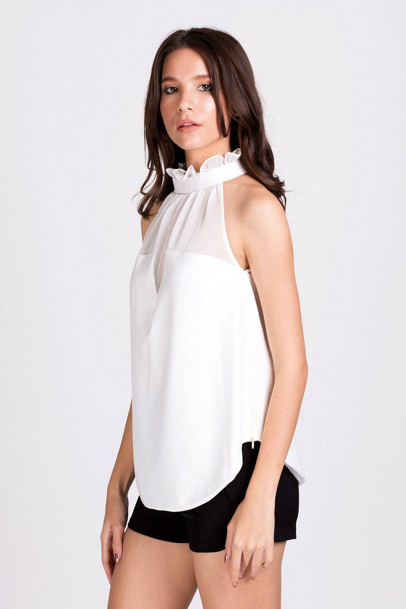First Crush Top-Top-MISS MODERN Boutique-S-White-MISS MODERN