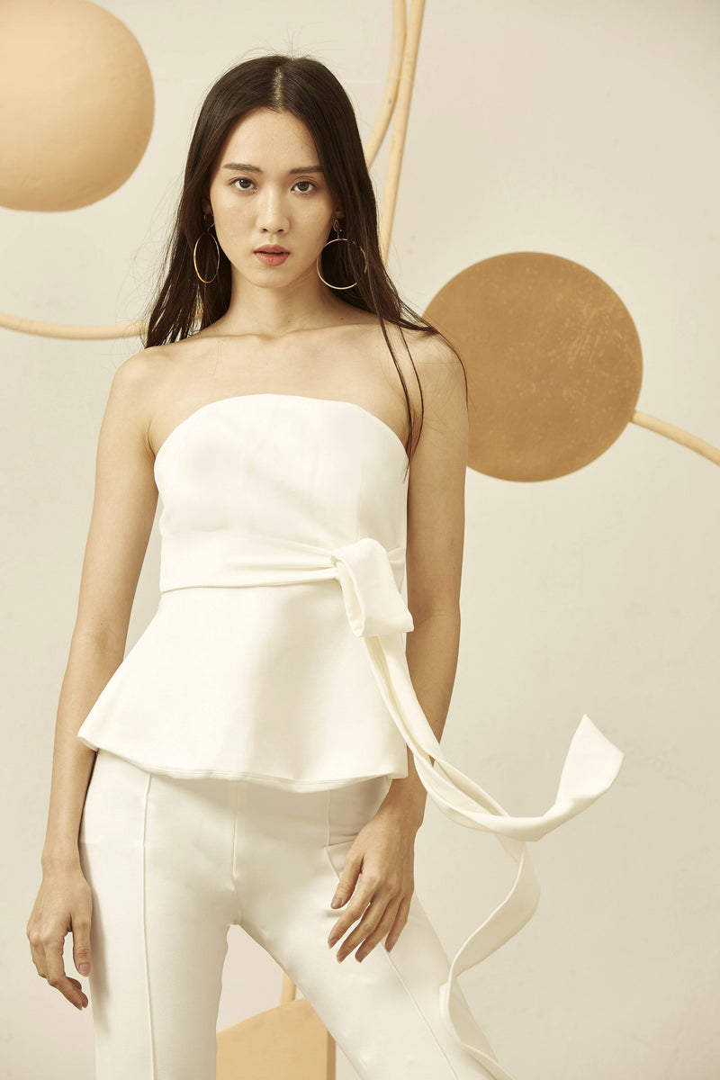 Hold Me Bustier-Top-MISS MODERN-XS-White-MISS MODERN