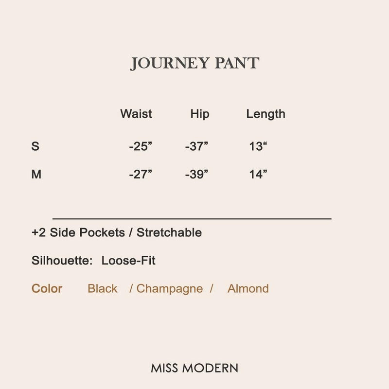 JOURNEY PANTS-Bottoms-MISS MODERN-MISS MODERN