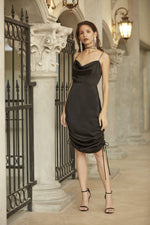 Meet Me Half Way Dress - Black-dress-MISS MODERN Boutique-MISS MODERN