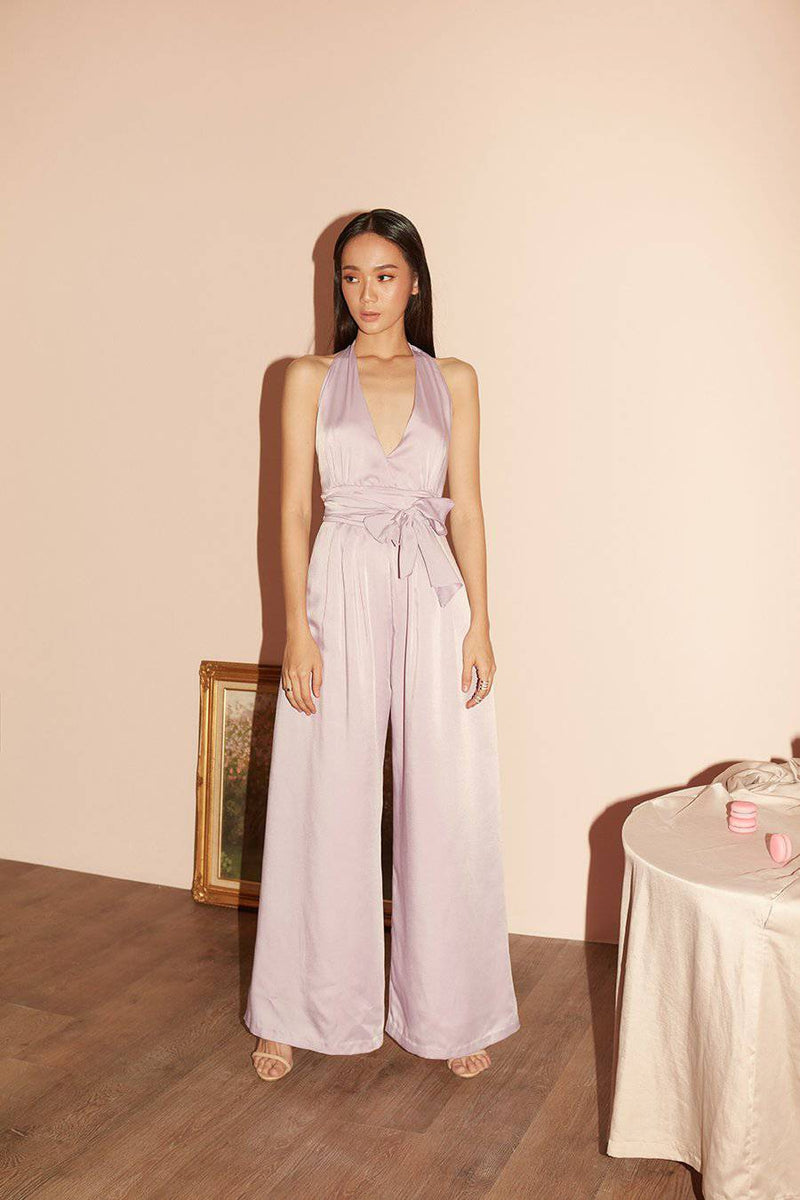 Thank you, Next Jumpsuit-MISS MODERN-XS-Lavender-MISS MODERN