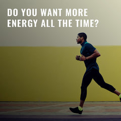 Do you want more energy all the time