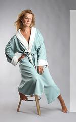 777 Monarch Cypress Microfiber Robes - Be Well With Nikki