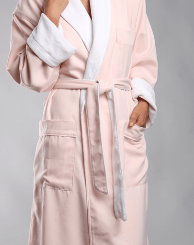 Monarch Cypress Microfiber Robe Plush Lined