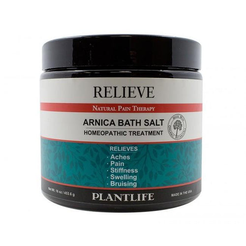 Arnica Relieve Salt-Bath and Body-Be Well With Nikki
